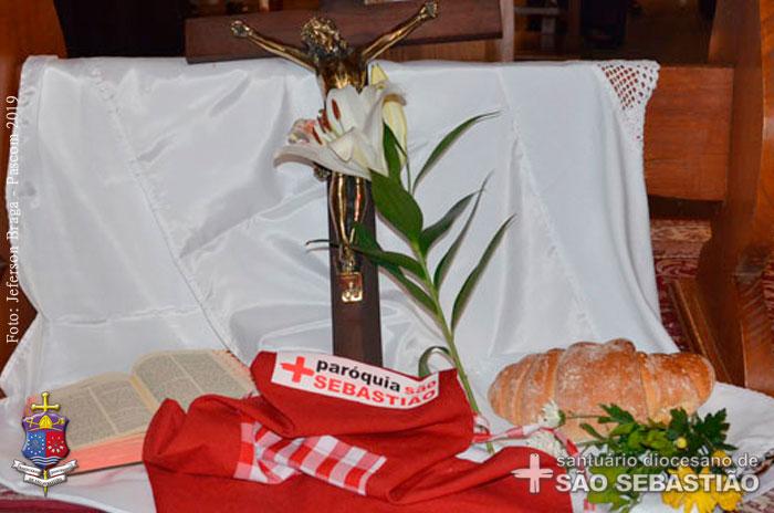 Missa em louvor a São Benedito